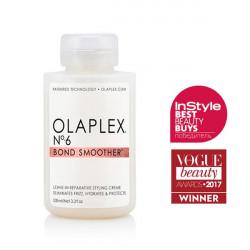 Крем для волос несмываемый Olaplex No.6 Система защиты волос Olaplex Bond Smoother 100 мл 20140637