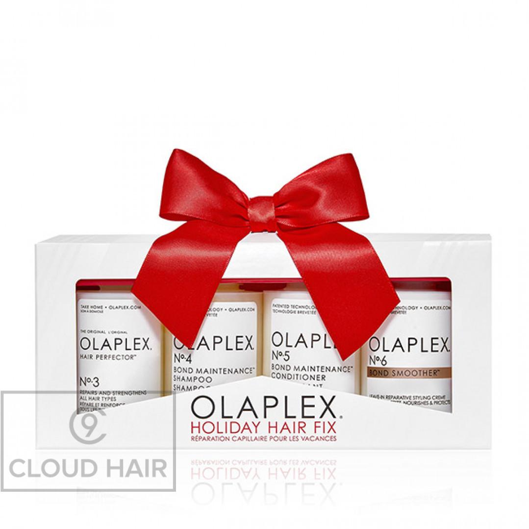 Подарочный набор Система ухода и защиты волос Olaplex Holiday Kit 2020 20140656