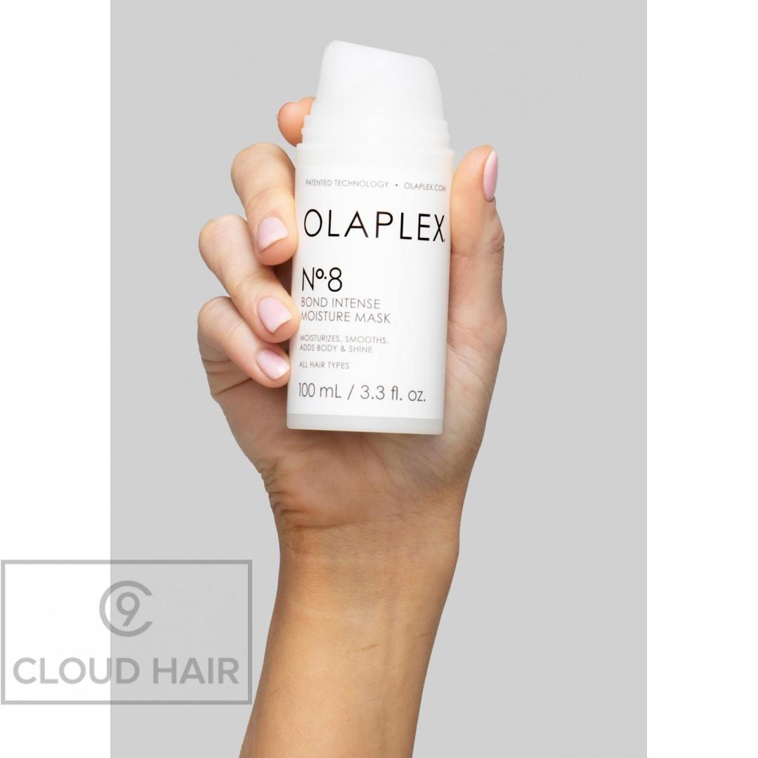 Бонд-маска интенсивно увлажняющая Olaplex No.8 Восстановление структуры волос 100 мл 20142947