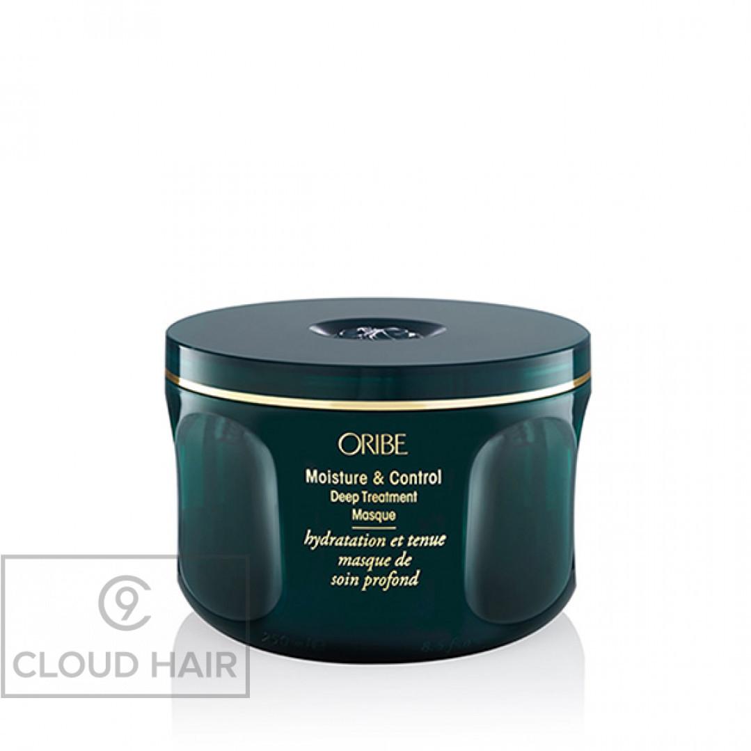 Маска для вьющихся волос Источник красоты Oribe Moisture & Control Deep Treatment Masque 250 мл OR543
