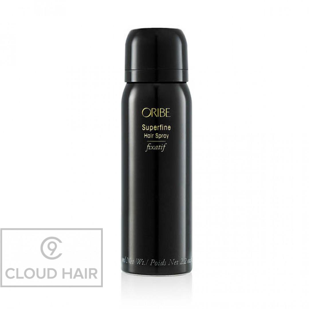 Спрей для средней фиксации Лак-невесомость Oribe Superfine Hair Spray travel 75 мл OR167