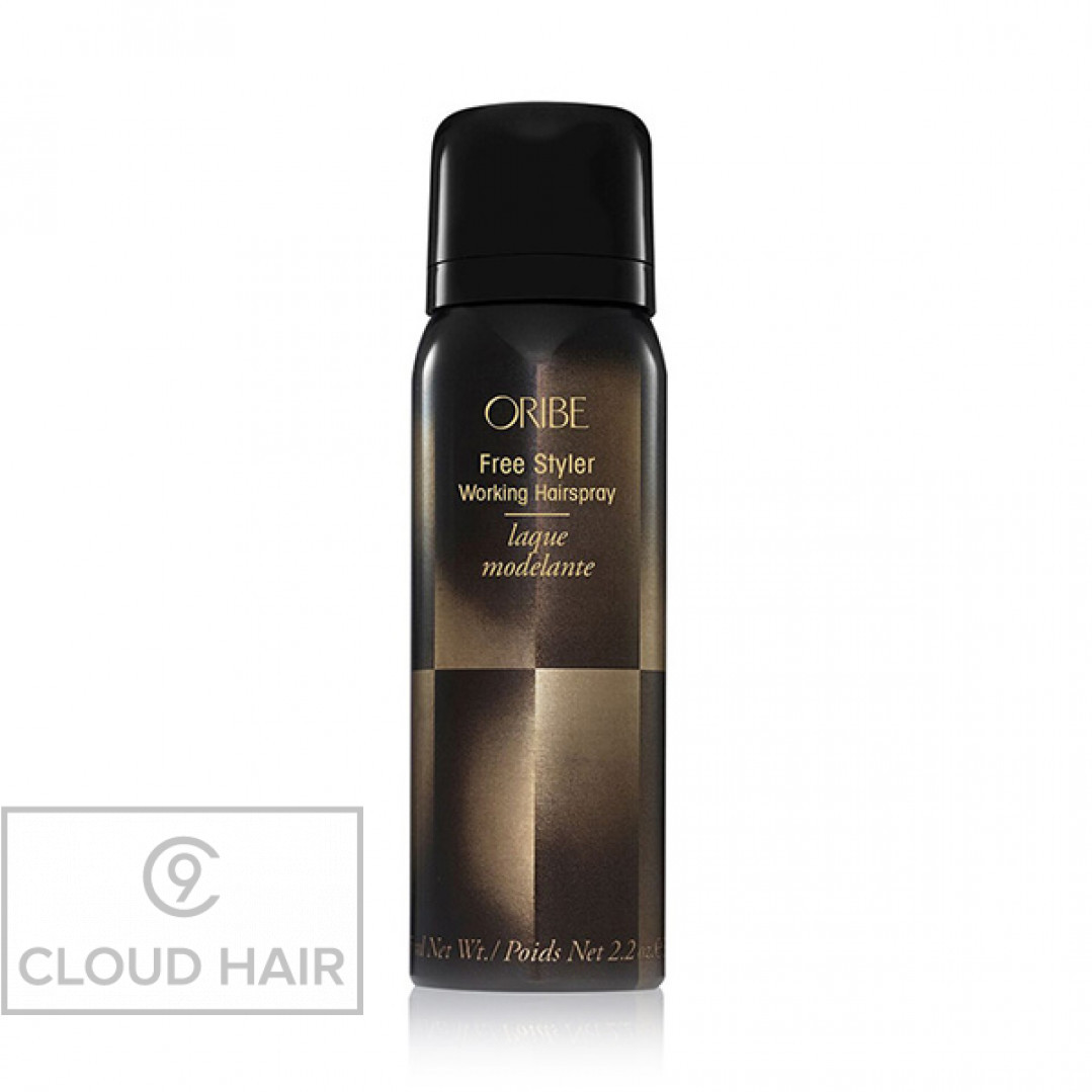 Спрей для подвижной фиксации Свобода стиля Oribe Free Styler Working Hairspray Purse Size 75 мл OR195