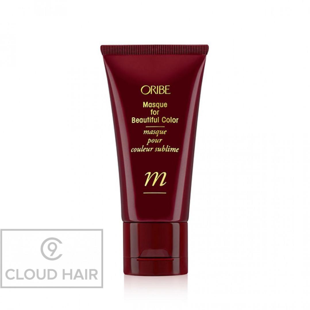 Маска для окрашенных волос Великолепие цвета Oribe Masque for Beautiful Color travel 50 мл OR277