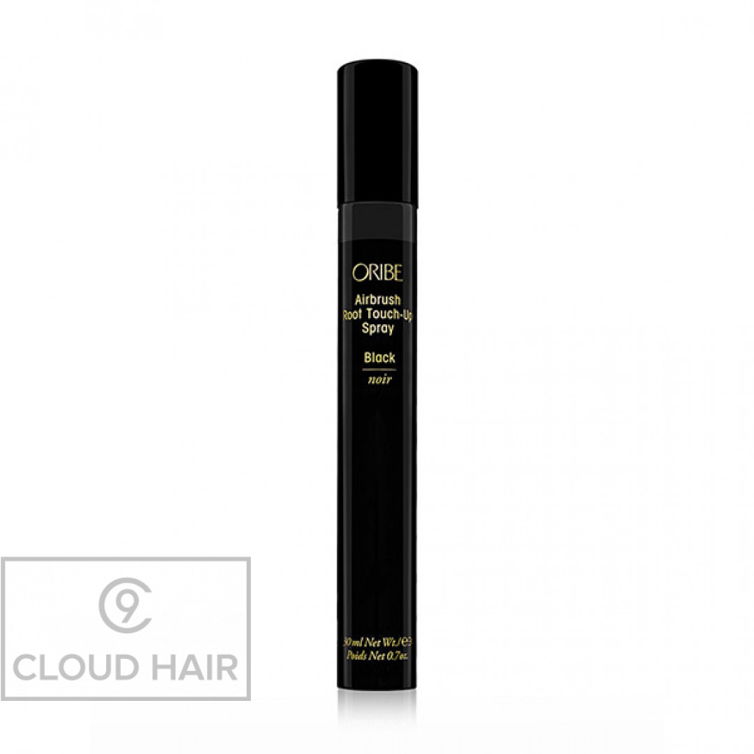 Спрей-корректор цвета для корней волос Oribe Airbrush Root Touch Up Spray black Брюнет 30 мл OR346