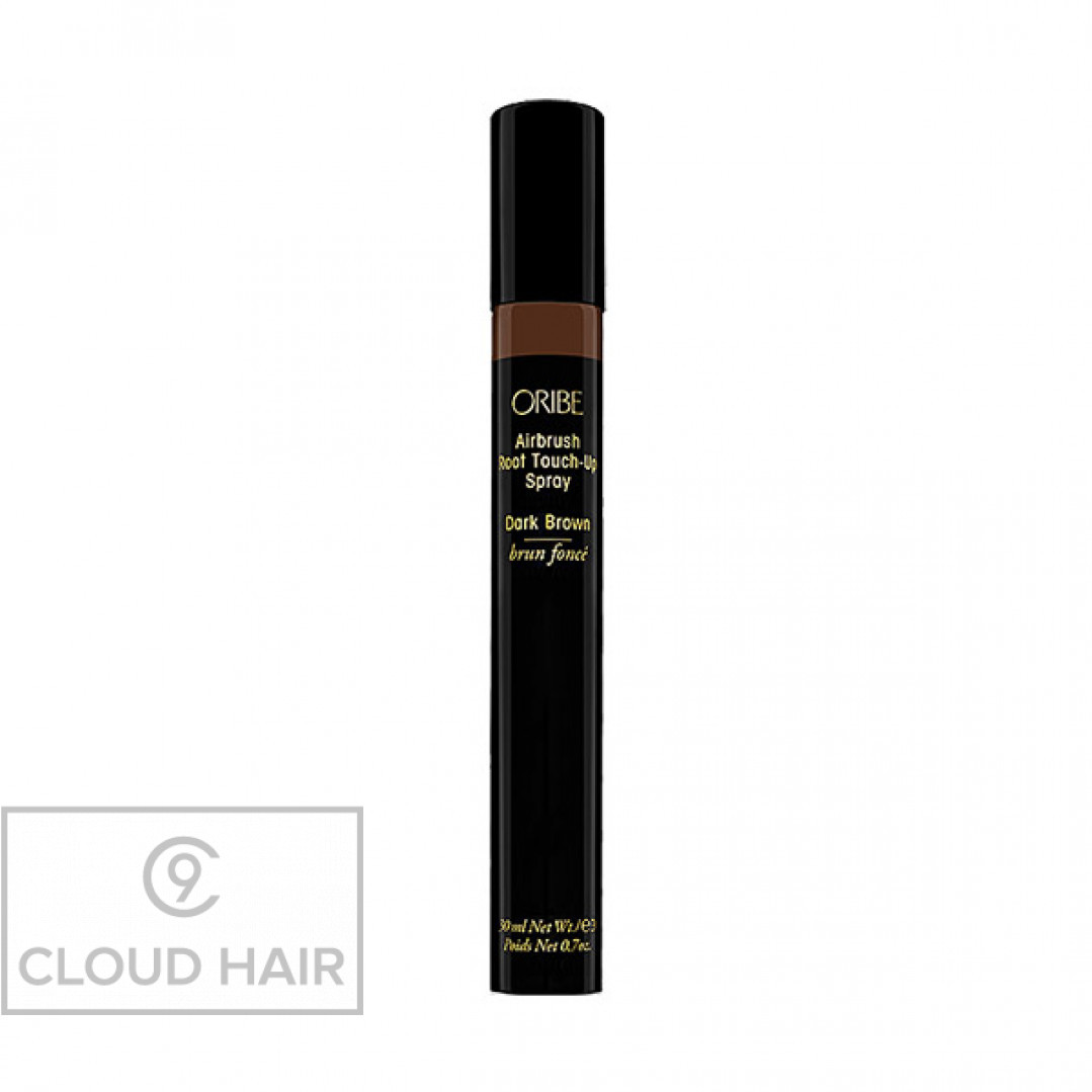 Спрей-корректор цвета для корней волос Oribe Airbrush Root Touch Up Spray dark brown Шатен 30 мл OR347