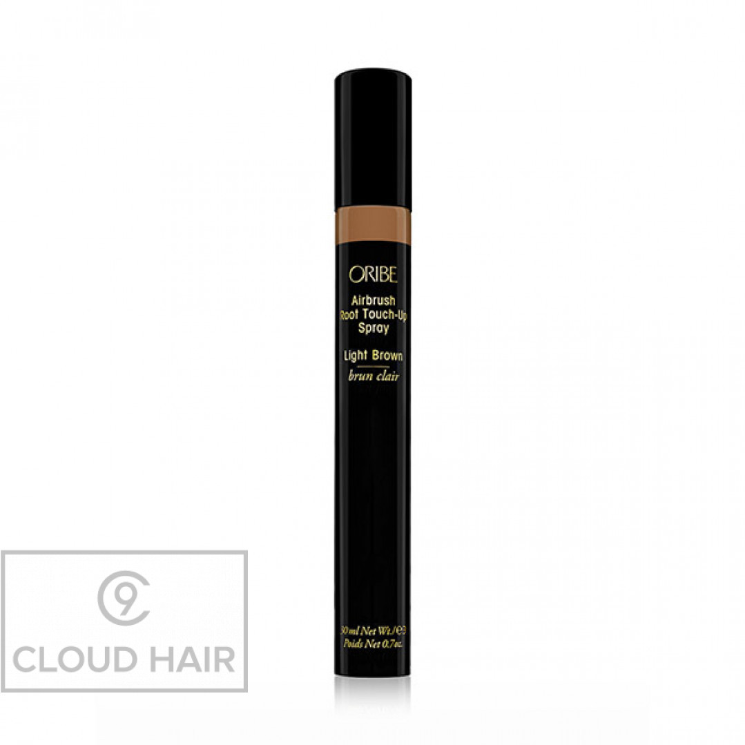 Спрей-корректор цвета для корней волос Oribe Airbrush Root Touch Up Spray light brown Русый 30 мл OR348