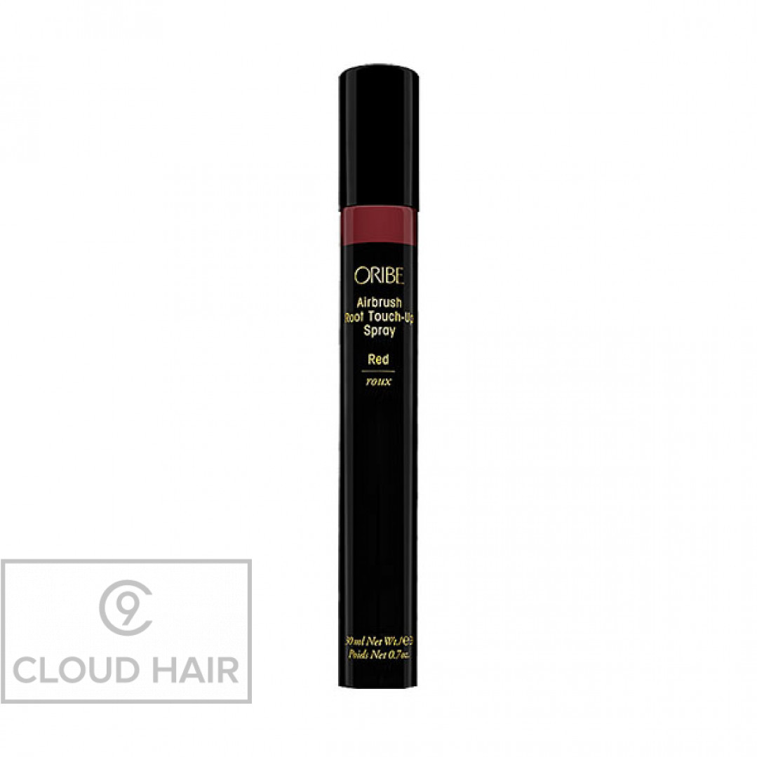 Спрей-корректор цвета для корней волос Oribe Airbrush Root Touch Up Spray red Рыжий 30 мл OR349
