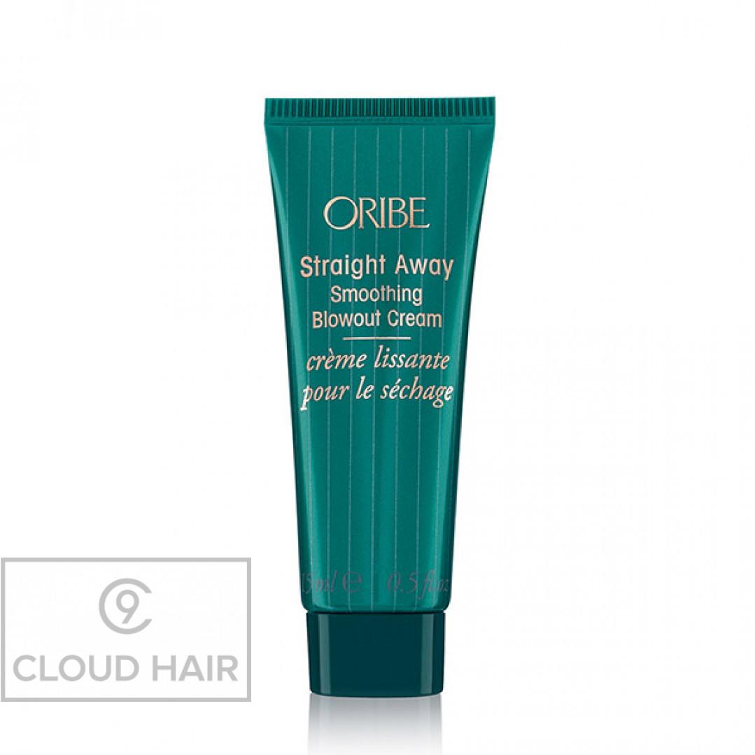 Крем для разглаживания волос полирующий Oribe Straight Away Smoothing Blowout Cream 50 мл OR379_1