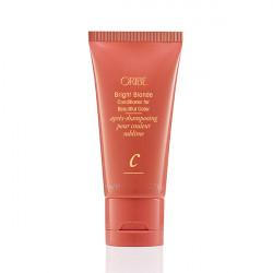 Кондиционер для светлых волос Великолепие цвета Oribe Bright Blonde Conditioner for Beautiful Color travel 50 мл OR425