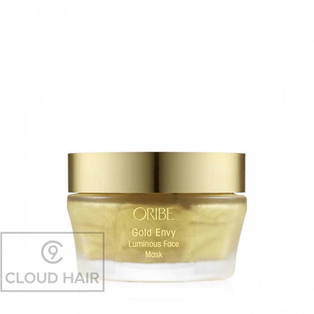 Маска для лица сверкающая Золотая зависть Oribe Gold Envy Luminous Face Mask 50 мл OR4