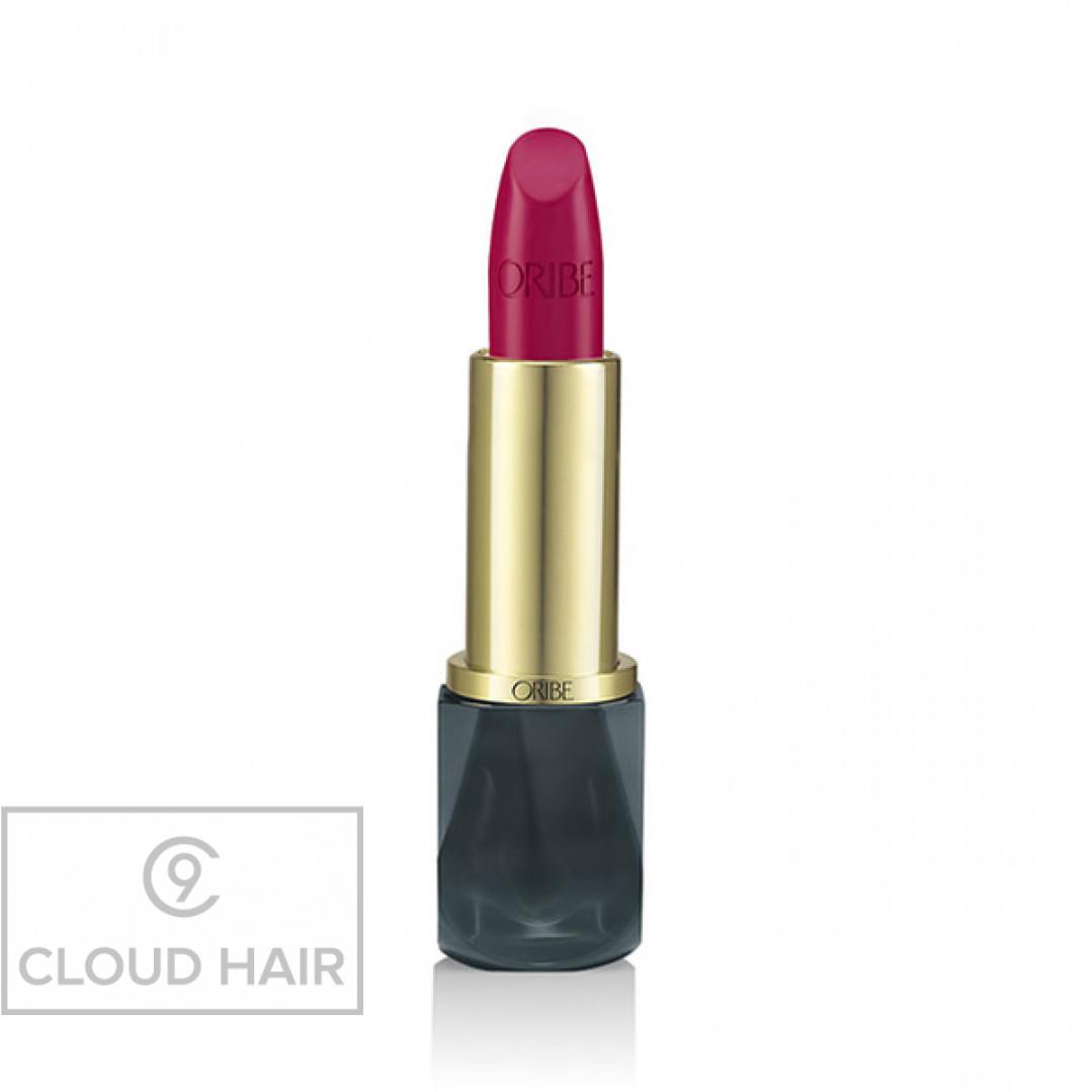 Помада для губ Роковое влечение Oribe Lip Lust Creme Lipstick - Fuchsia Glow 3 гр OR472