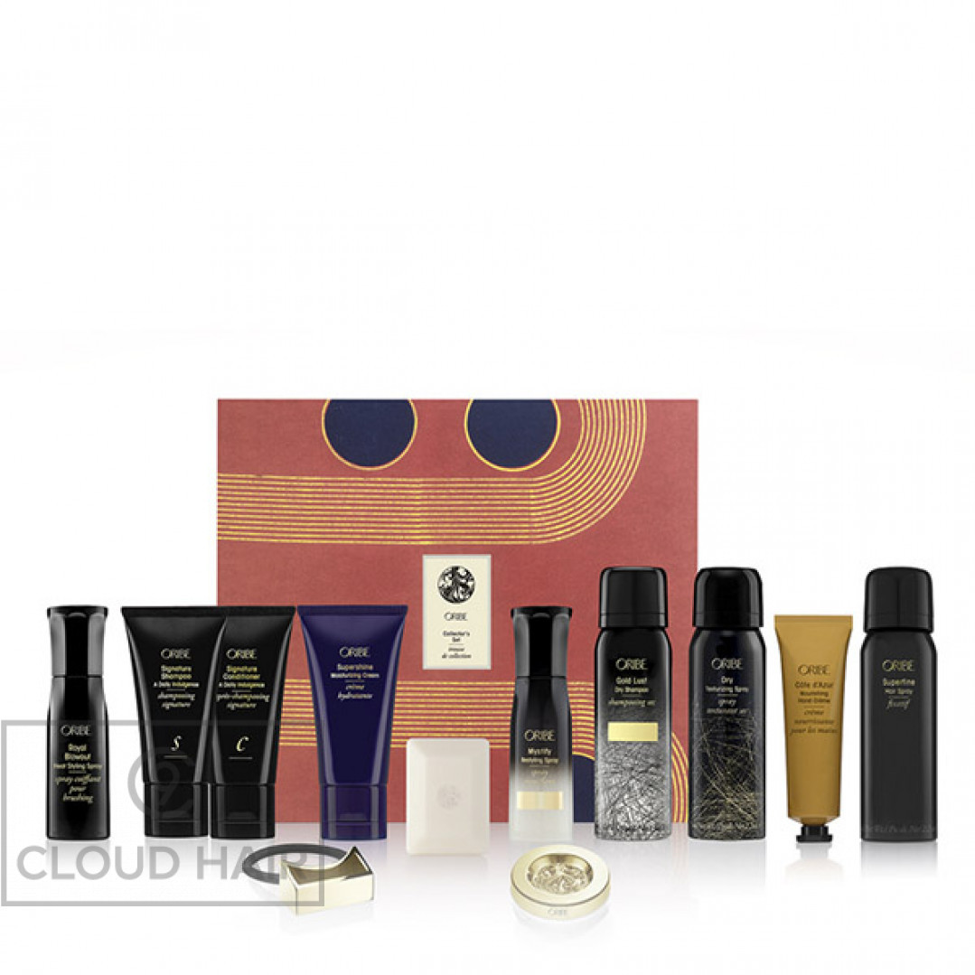 Набор коллекционный Золотой культ Oribe Luxe Collector's set Holiday 11 предметов OR552