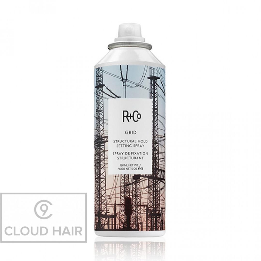 Спрей текстурирующий R+Co Сеть Grid Structural Setting Spray 193 мл R1ASSET05A1