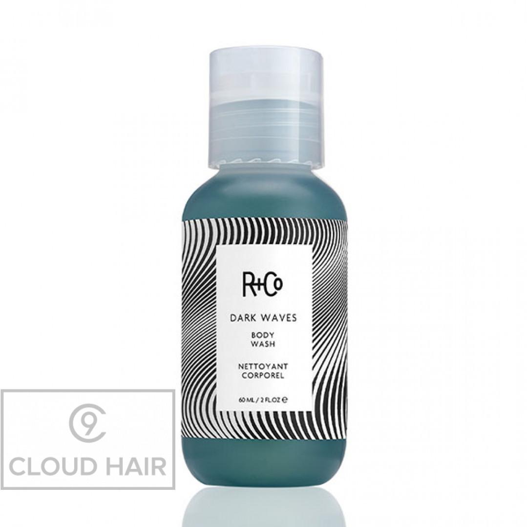 Гель для душа R+Co Темные волны Dark Waves Bode Wash 60 мл R1BCDWW01A1