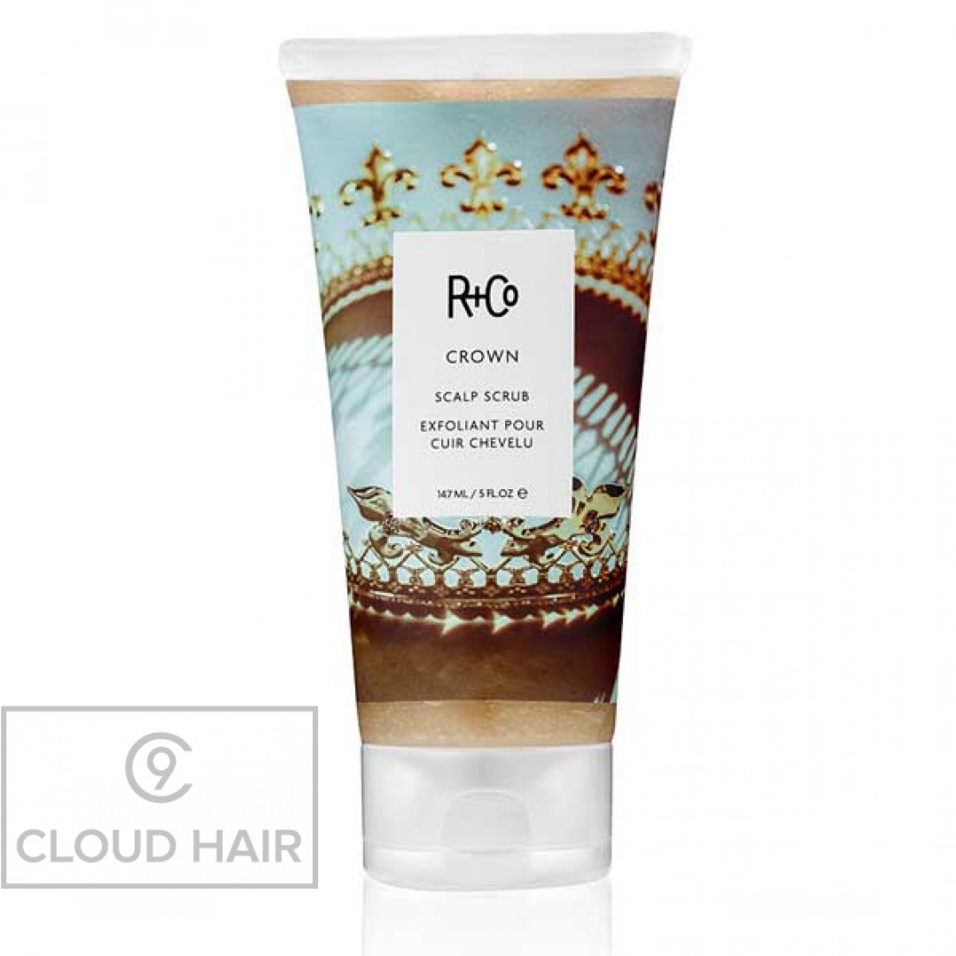 Скраб для кожи головы R+Co Корона Crown Scalp Scrub 147 мл R1CGSCR05B1