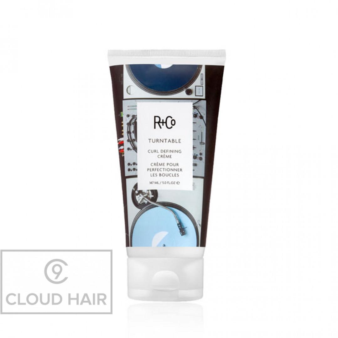 Дефинирующий крем для вьющихся волос R+Co Контроллер Turntable 147 мл R1CGTUR01A1