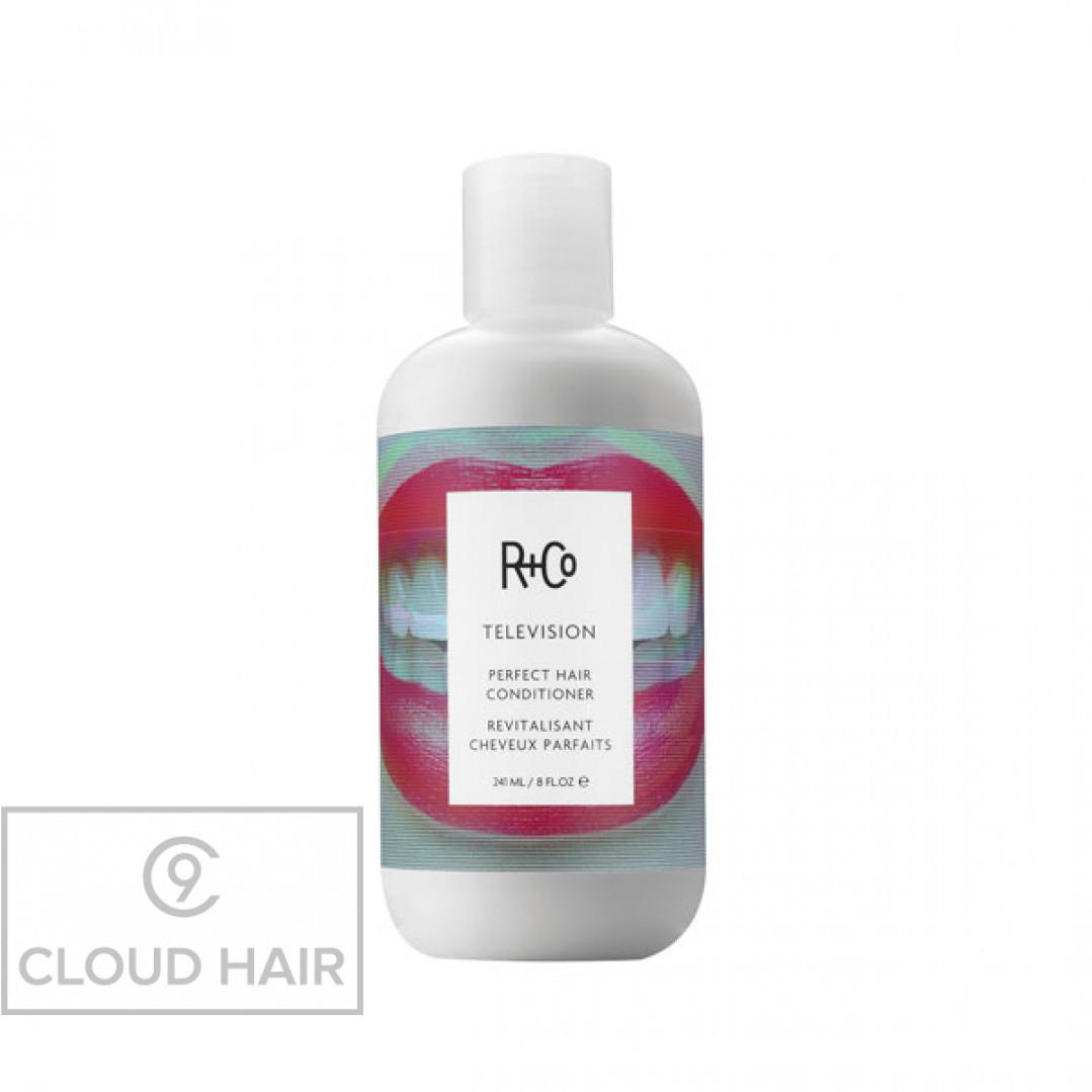 Кондиционер для совершенства волос R+Co Прямой Эфир Televizion Perfect Hair Conditioner 241 мл R1CO00001A1