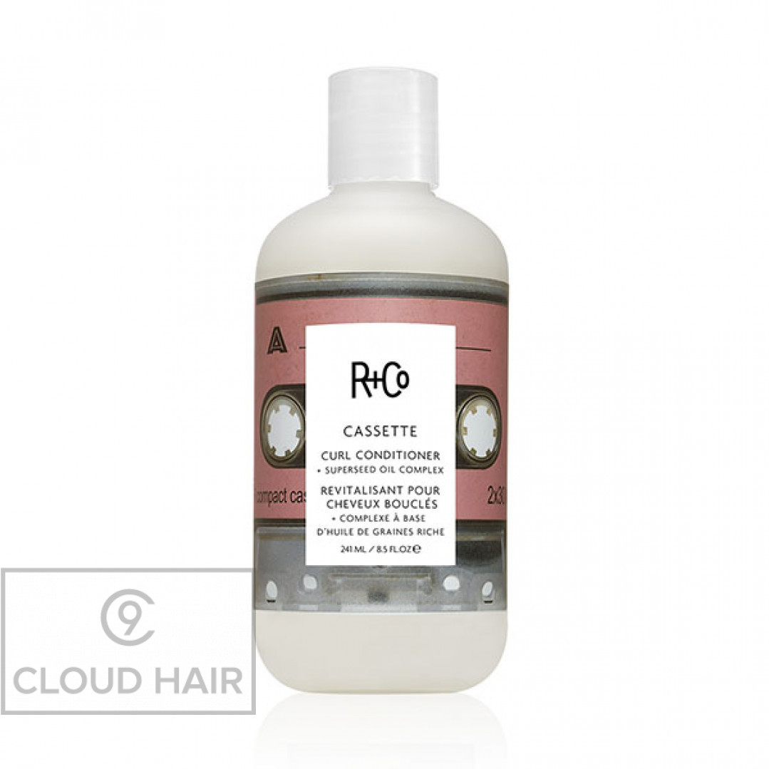 Кондиционер для вьющихся волос R+Co Кассета Cassette Curl Conditioner 241 мл R1COCAC01A1
