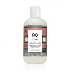 Кондиционер для вьющихся волос с комплексом масел R+Co Кассета Cassette Curl Conditioner 241 мл R1COCAC01A1