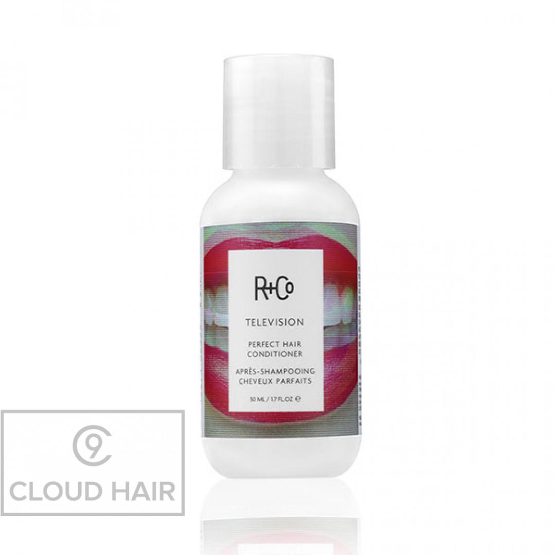 Кондиционер для совершенства волос R+Co Прямой Эфир Televizion Perfect Hair Conditioner 50 мл R1COPERF20A1
