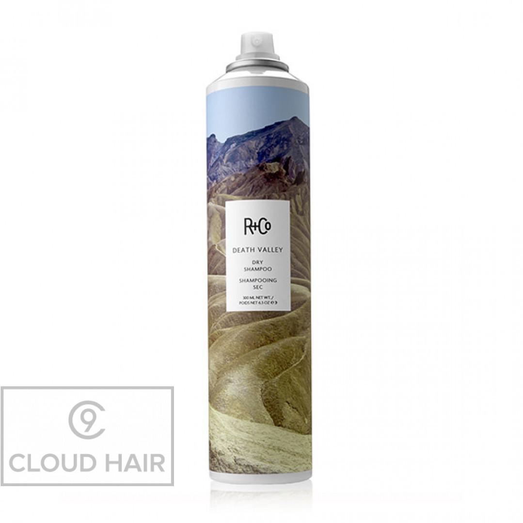 Сухой спрей-шампунь R+Co Пустыня Death Valley Dry Shampoor 300 мл R1DSDEA10A1
