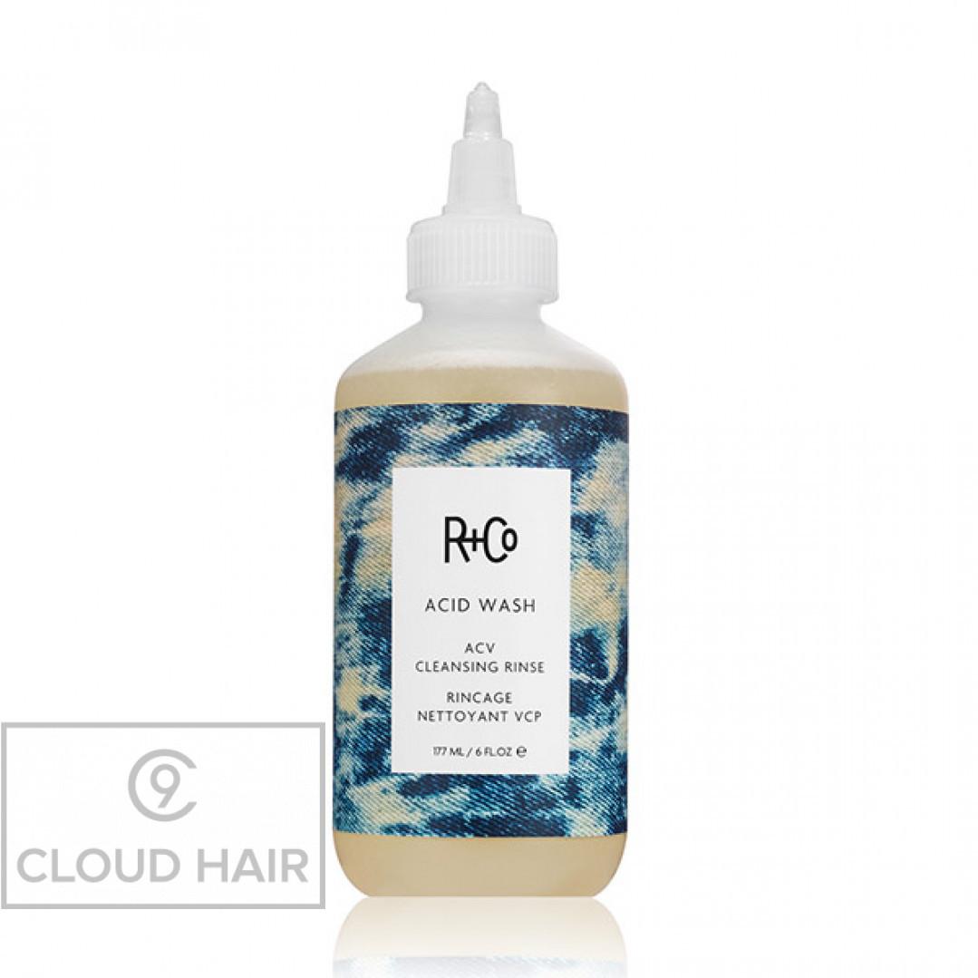 Шампунь деликатно очищающий для кожи головы R+Co Кислотный дождь Acid Wash Cleansing Rinse 177 мл R1SH00007A1