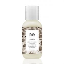 Шампунь для объема с биотином R+Co Даллас Dallas Biotin Thickening Shampoo 60 мл R1SHDAL02C1
