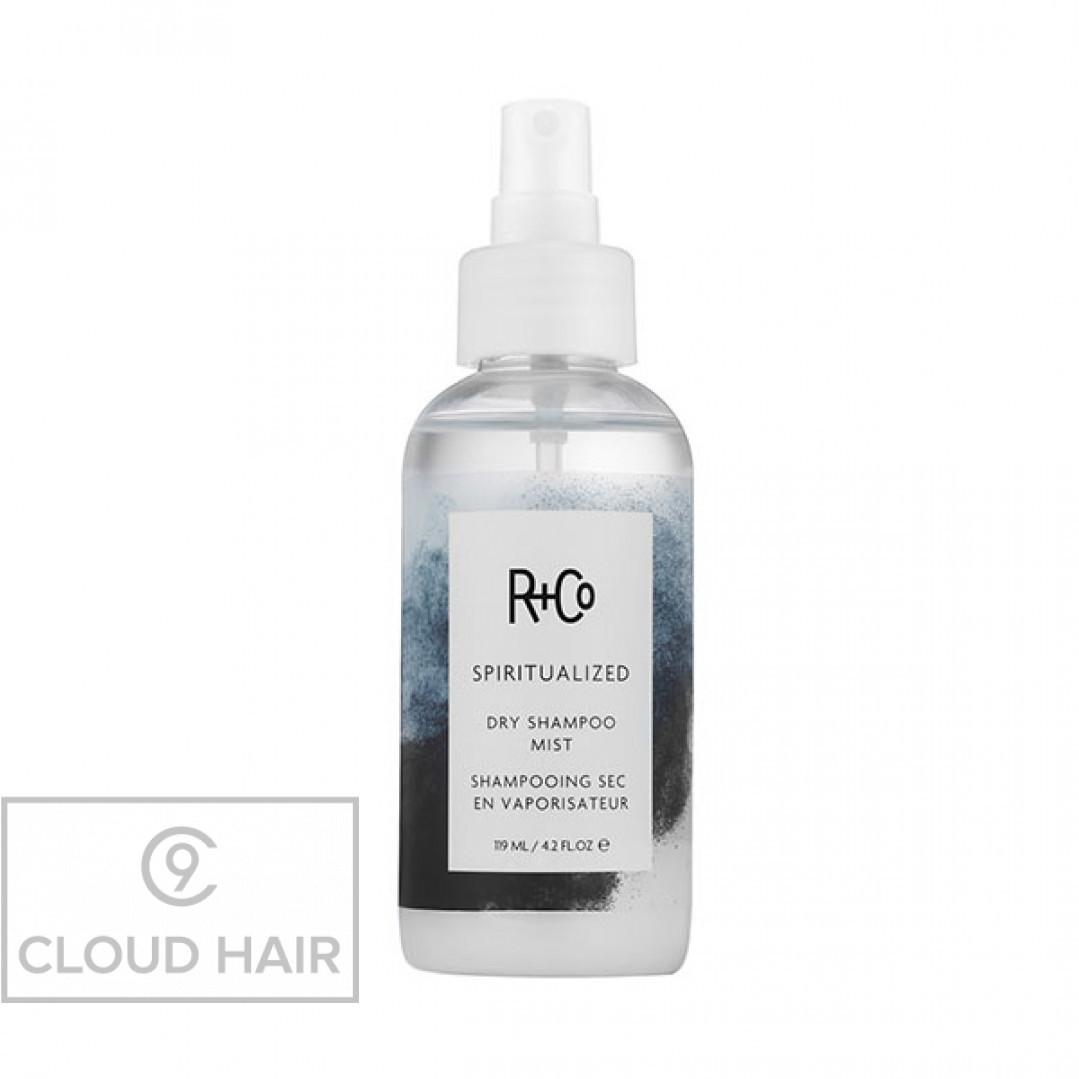 Жидкий сухой шампунь R+Co Экзорцист Spiritualized Dry Shampoo Mist 119 мл R1SP00001A1