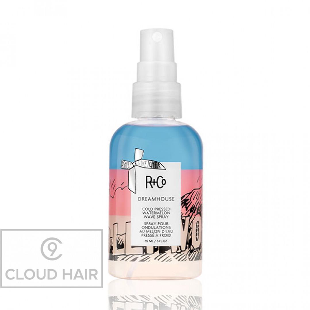 Спрей для создания волнистой текстуры R+Co В Стране Чудес Cold Pressed Watermelon Wave Spray 89 мл R1SPTPM01A1